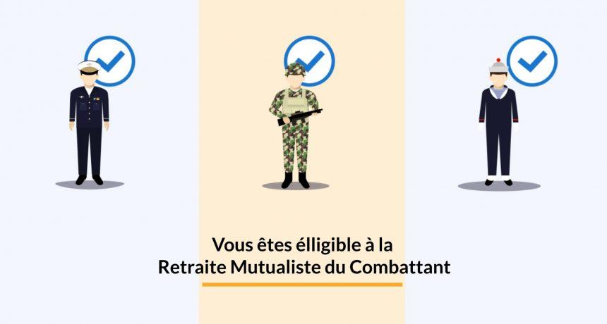 Vidéo : la Retraite Mutualiste du Combattant en 1 minute